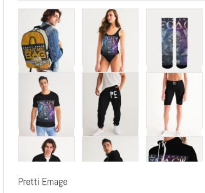 Pretti Emage Clothing Shop
